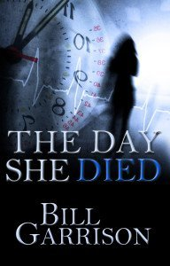 The Day She Died--Front Cover