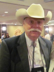 Terry Burns at the 2010 ACFW Conference