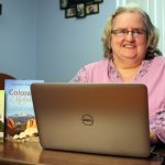 Behind the Scenes: Author Darlene Franklin cooks up a Christmas tale