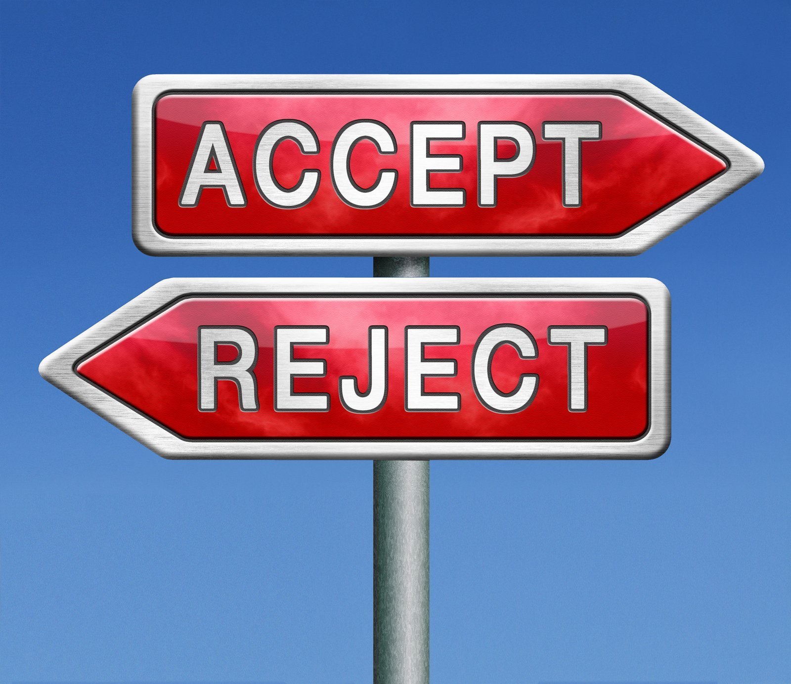rejection letters  u2013 the good  the bad  and the ugly