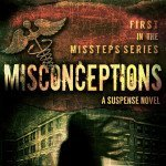 Christian romantic suspense novel, Misconceptions