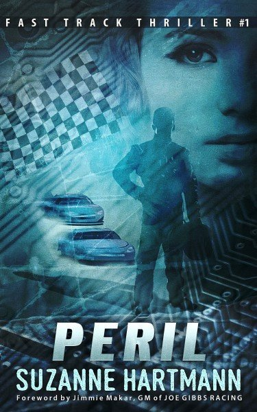 Peril by Suzanne Hartmann, a Christian suspense novel