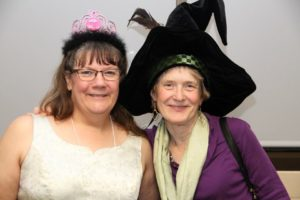 Suzanne & Phyllis at the 2015 Realm Makers