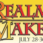 We'll be at Realm Makers!