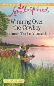 Winning Over the Cowboy cover